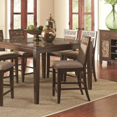 Kitchen Table Sets For Sale Acrylic Cabinets Trinidad Counter Height Dining Room Set - Casual ...