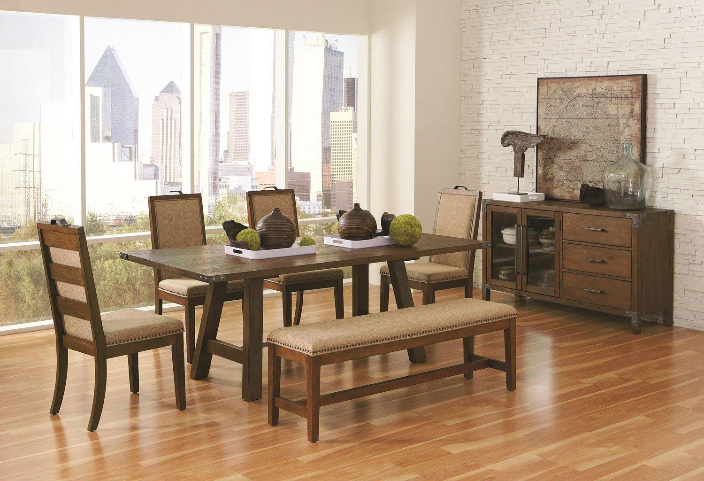 Arcadia Dining Room Set by Coaster Furniture  FurniturePick