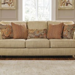 Oatmeal Sofa Store Reviews Candoro By Benchcraft Furniturepick
