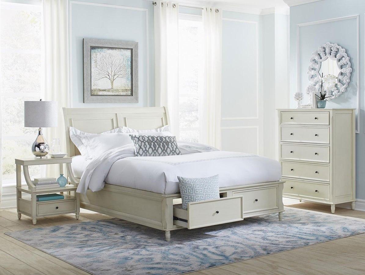 Avignon Youth Storage Bedroom Set Ivory by Jofran