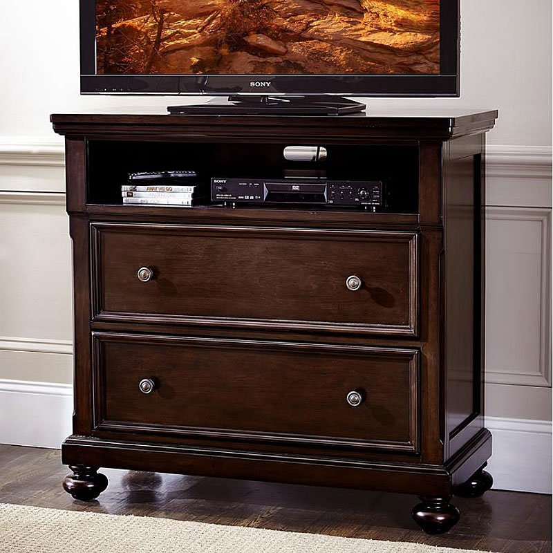 Faust TV Chest  Media Chests Media Cabinets TV Chests  Bedroom Furniture  Bedroom