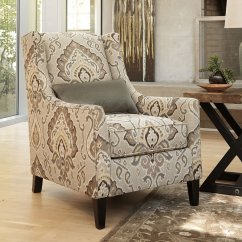 Accent Chairs For Living Room Wingback Rocking Chair Cape Town Wilcot Shale By Millennium Furniturepick