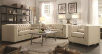 Cairns Living Room Set (Oatmeal) - Living Room Sets ...