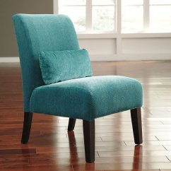 Reclining Accent Chair Cover By Sylwia Willow Springs Il Annora Teal - Chairs Living Room Furniture