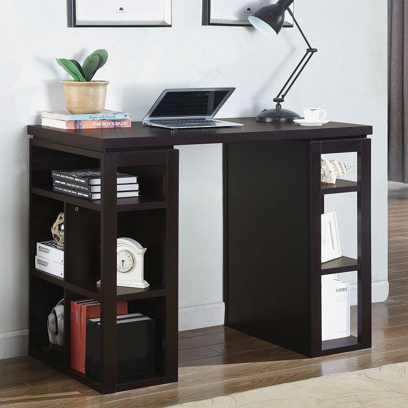 Counter Height Writing Desk by Coaster Furniture