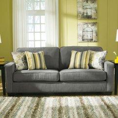 Ashley Sofa Recliners Beds Online Safia Slate - Sofas Living Room Furniture