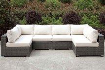 Modular Outdoor Sofa Gloster Grid
