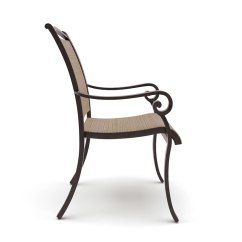 Sling Chair Outdoor Desk Under 100 Bass Lake Set Of 4 Furniture