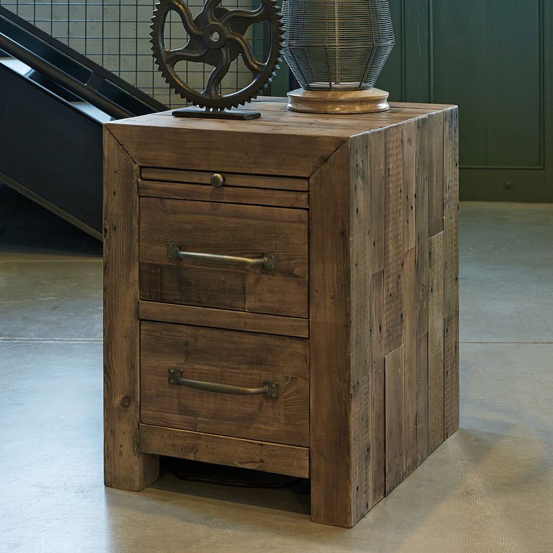 Sommerford Chairside Table End Tables Occasional And
