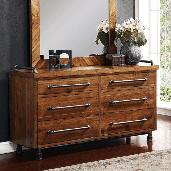 Steampunk Dresser - Bedroom Furniture