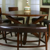 Shiraz Triangle Counter Height Dining Table by Cramco ...