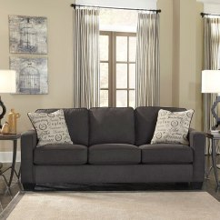 Ashley Alenya Quartz Sofa Reviews With Ottoman Chaise Charcoal By Signature Design 2 Furniturepick