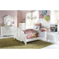 SweetHeart Panel Bedroom Set by Samuel Lawrence Furniture ...