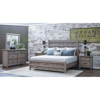 Prospect Hill Pallet Bedroom Set - Bedroom Furniture - Bedroom