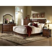 Greenfield Bedroom Set Homelegance | FurniturePick