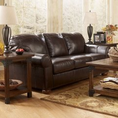 Ashley Furniture Durablend Sleeper Sofa Piedmont Cabot Canyon Full Signature Design By