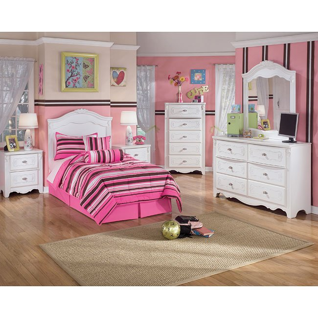 Exquisite Headboard Bedroom Set by Signature Design by