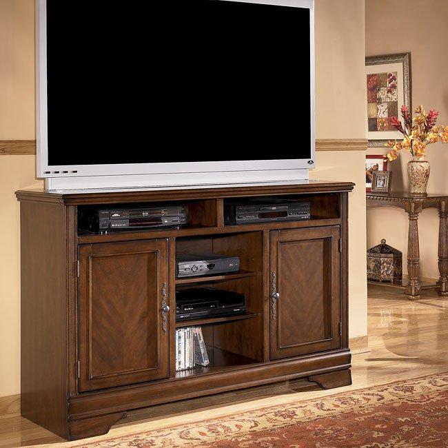 hamlyn oversized tv stand