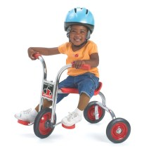 """Angeles Silverrider 8"""" Pedal Pusher Toddler Trike - Aaa"""