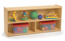 Angeles Line Toddler-age 2-shelf Storage - Aaa State
