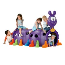 Candy Caterpillar Toddler Play Tunnel - Aaa State Of