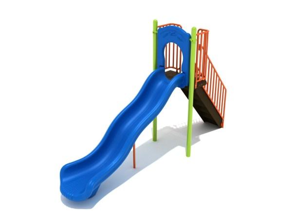 slides PlaygroundEquipment.com Play Equipment Super Slide with