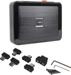 alpine pdx v9 900w 5 ch car audio class d amplifier 100wx4 500wx1 rux knob [ 1000 x 1022 Pixel ]