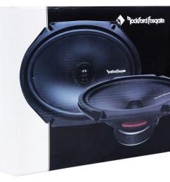 1994 1997 ford ranger rear rockford fosgate speaker replacement kit zoom [ 1000 x 826 Pixel ]