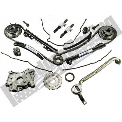 5.4L 3V 2004-2010 Ford OEM Cam Phaser, Timing Chain, Ford