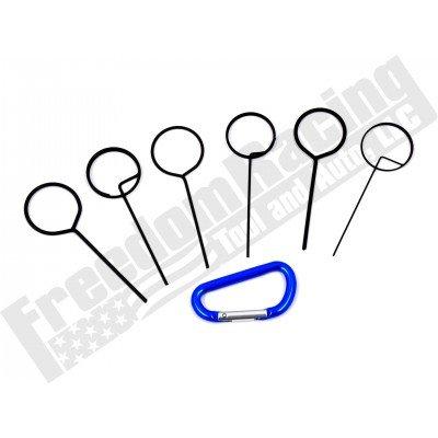 565834 Tensioner Retaining Pin Set