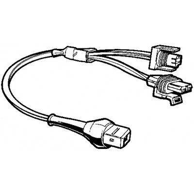 Fuel Injector Test Harness Adapter J-34730-200 U