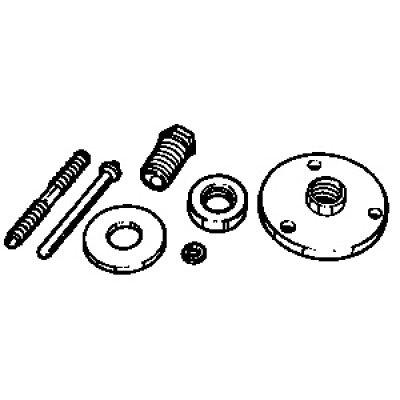 Crankshaft Hub Remover Installer Set J-39046