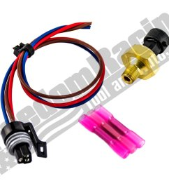 4c3z 9j460 a 1850353c1 7 3l 6 0l powerstroke ebp exhaust back pressure sensor w  [ 1920 x 1440 Pixel ]