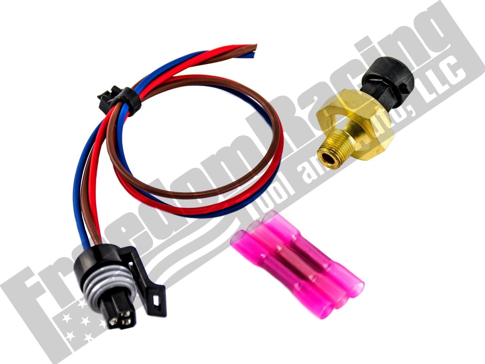 hight resolution of 4c3z 9j460 a 1850353c1 7 3l 6 0l powerstroke ebp exhaust back pressure sensor w