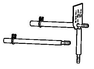 Pressure / Return Line Adapter Set J-28552-100