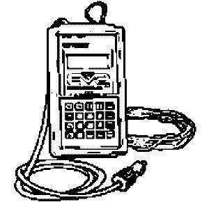 Electronic Vibration Analyzer J-38792