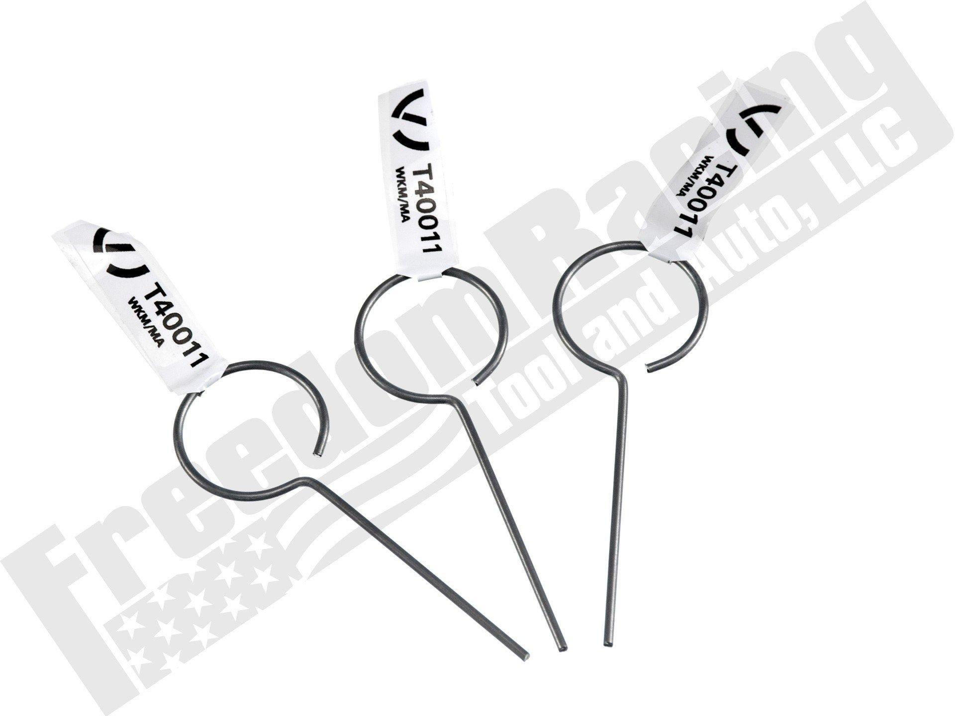 T40011 Timing Tooth Belt Tensioner Locking Pin Tool Set