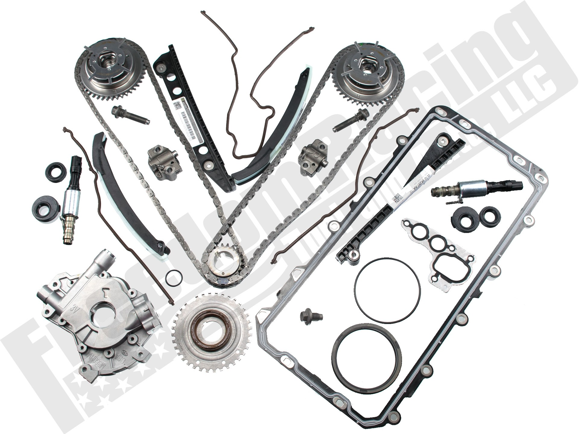 5.4L 3V 2004-2010 Ford OEM Cam Phaser, Timing Chain, Ford