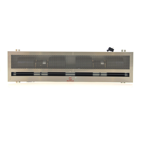 36 Inch Maxwell Air Curtain Ceiling Cassette with Door Switch