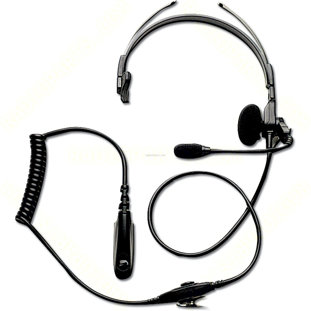 Motorola AARMN4018 Lightweight Headset with In-Line Push
