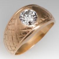 Vintage & Estate Men's Jewelry