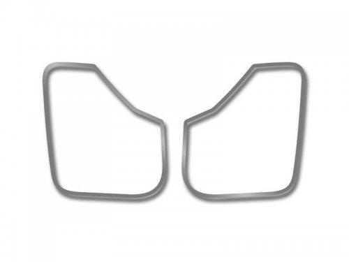 Dodge Challenger Door Speaker Trim Rings