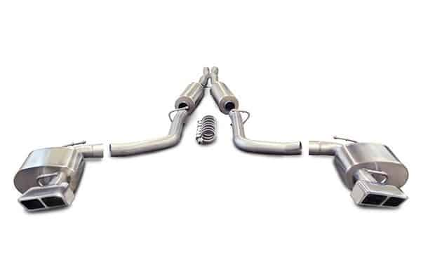Challenger Corsa Xtreme SRT-8 6.4L Exhaust 14424