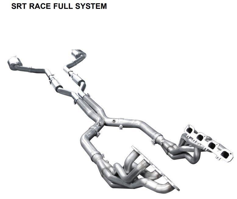 2009 2019 dodge challenger srt hellcat demon american racing headers race full system