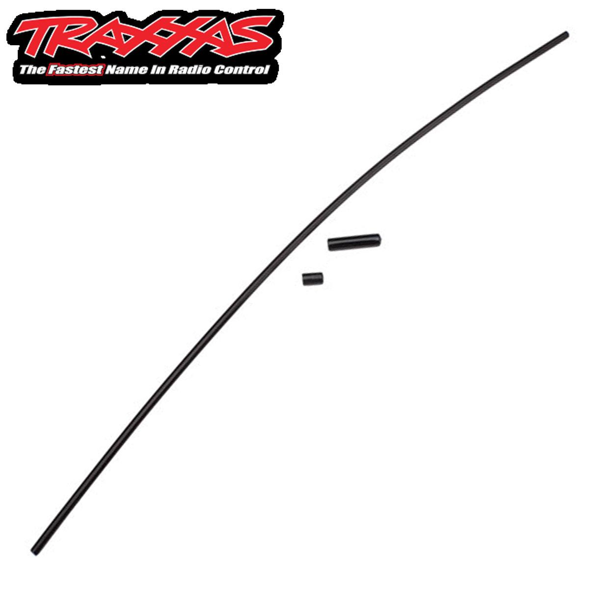 New Traxxas Slash 4X4 Ultimate Antenna Tube Black (1