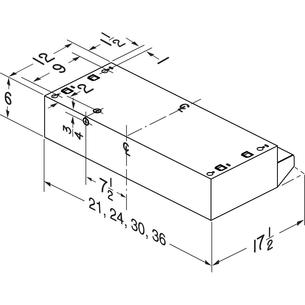 Broan NuTone 30-Inch Ductless Under-Cabinet Range Hood