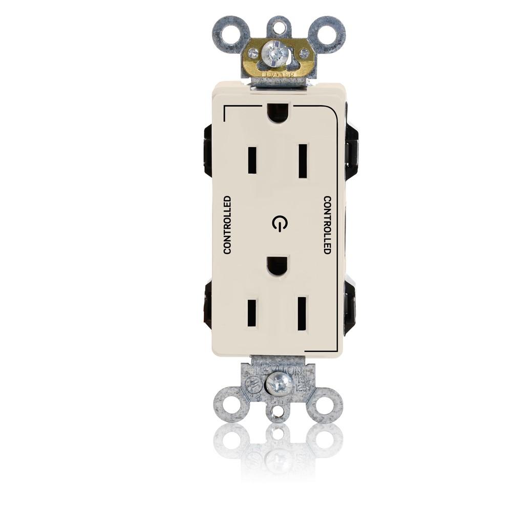 Ac Switch 125 Volt Ac Receptacle 15 Amp 2pole Self Grounding