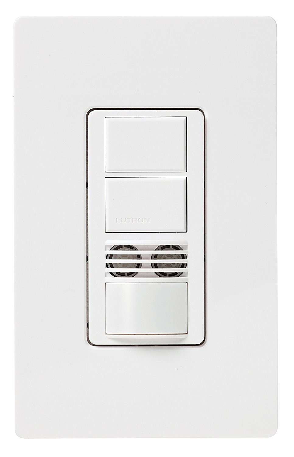 Lutron MS-A202-WH Maestro Passive Infrared (Pir) And Ultraso