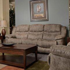 Triple Reclining Sofa Oak Furniture Land Dakota Corner Valiant W Drop Down Table Marble Catnapper