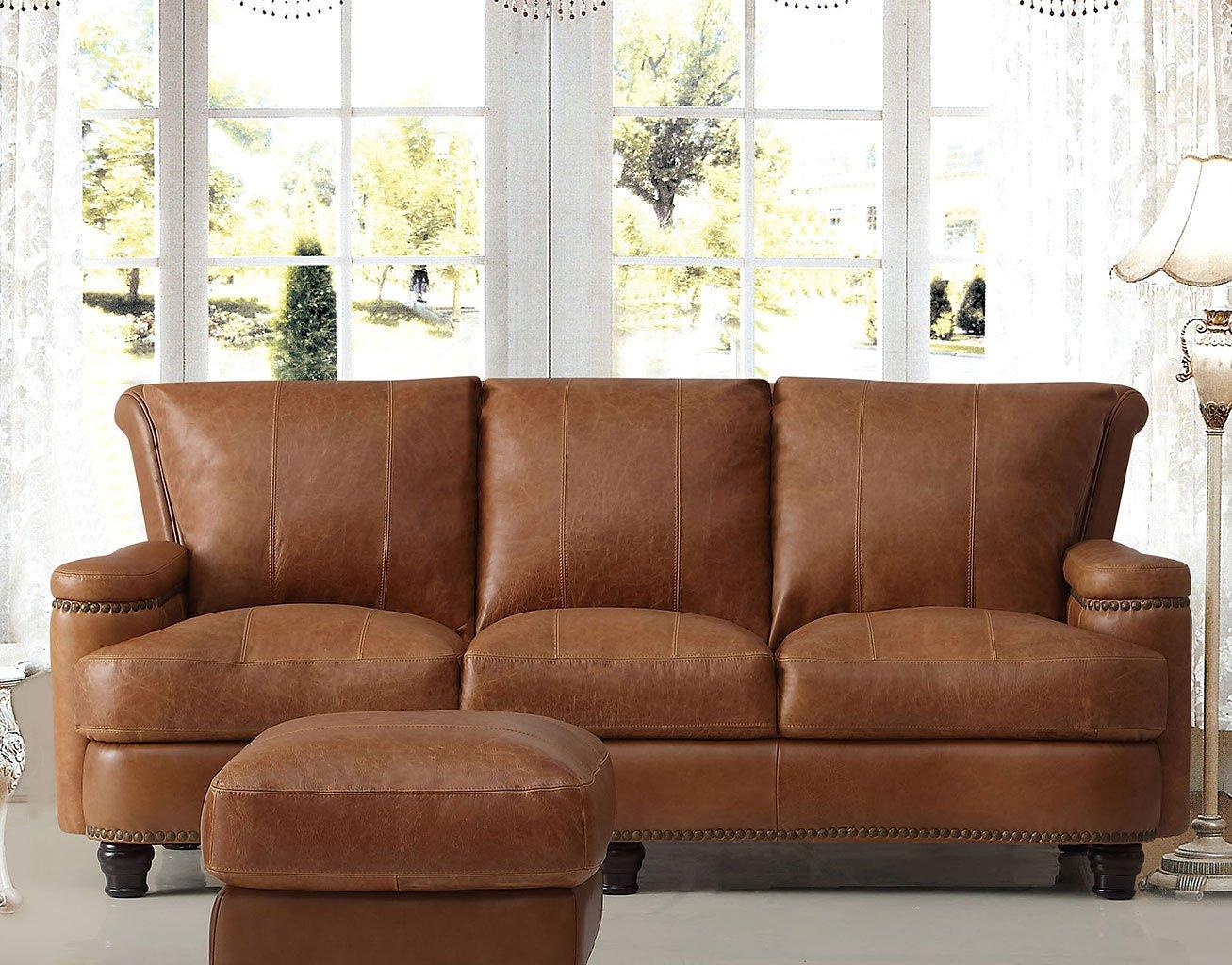 leather italia sofa furniture very large corner bed hutton saddle cart